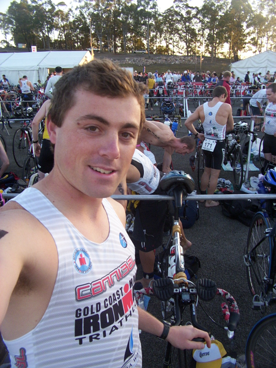 Triathlon - damien