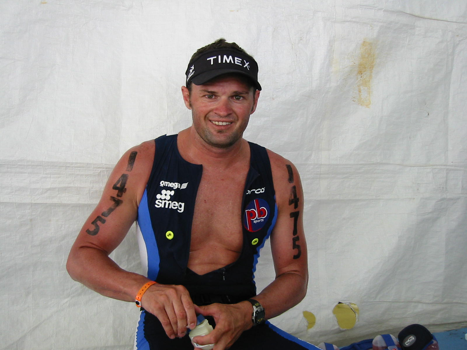 Triathlon - Simon Webber